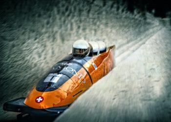 Bobsleigh St Moritz