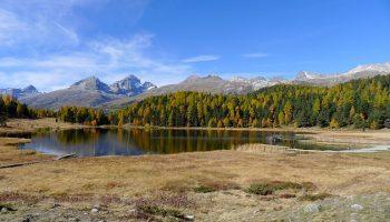 Lake Staz St Moritz