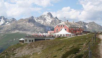 Muottas Murag St Moritz