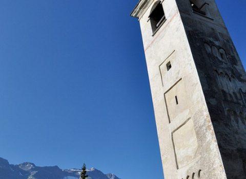 St Moritz Leaning Tower