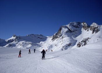 St Mortiz Ski Resort